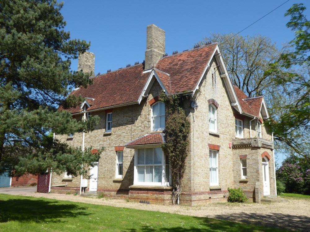 Babergh Place Farmhouse