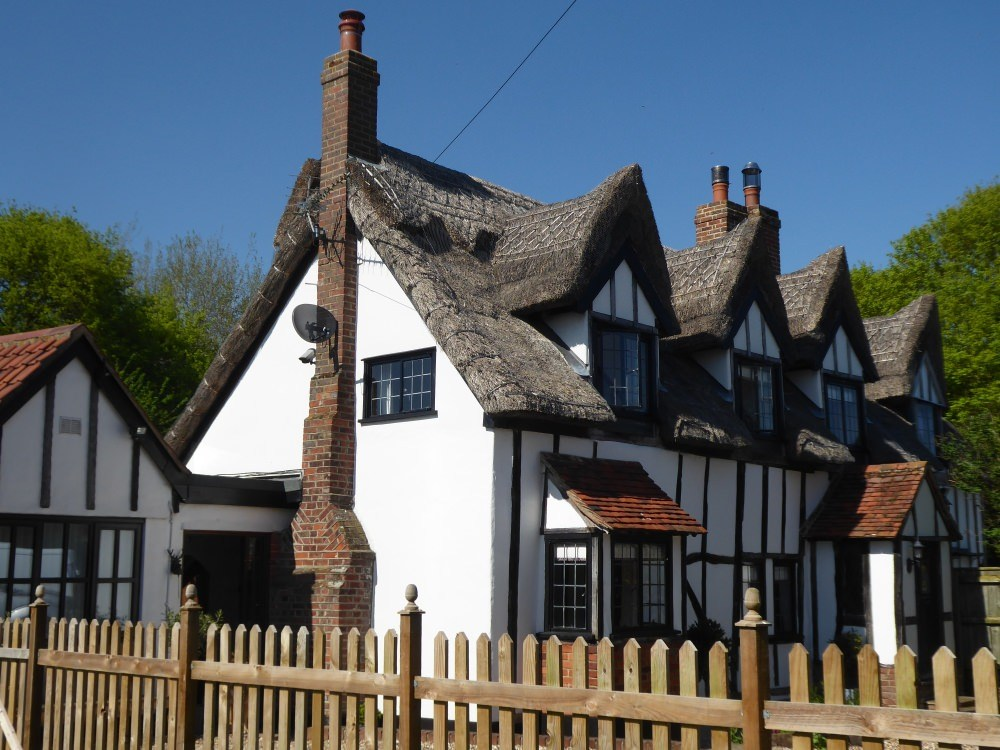 Gable Cottage (Upsher Green)