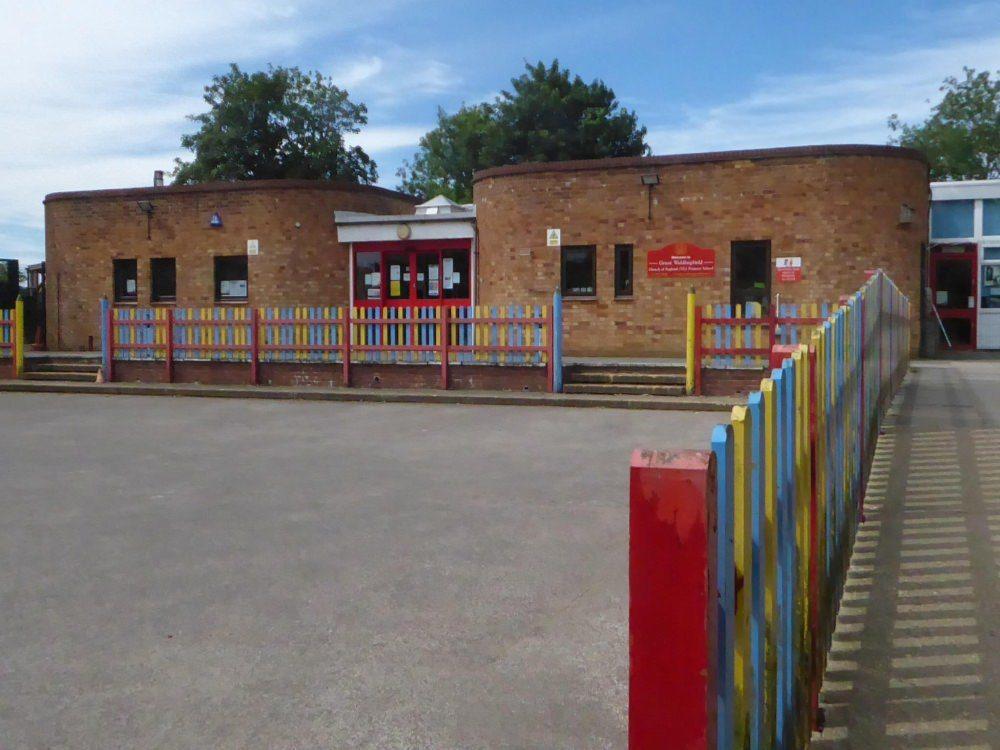 Village School, designed by John Blackie