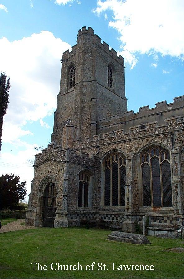 Church of St. Lawrence, Gt. Waldingfield