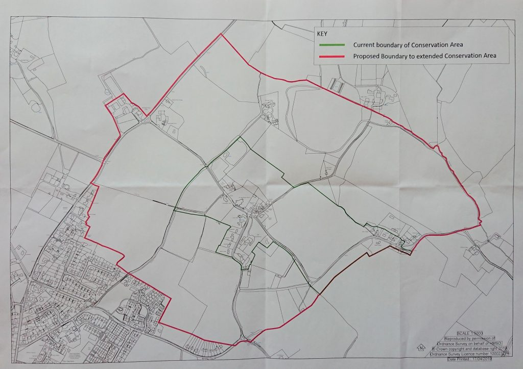 Proposed Area of Expanded Conservation Area