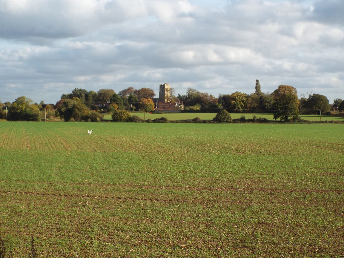 Modern Day View of the Conservation Area