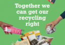 Together we can get our recycling right
