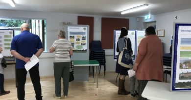 Thank-you! Over 100 people came to our Village Drop-In